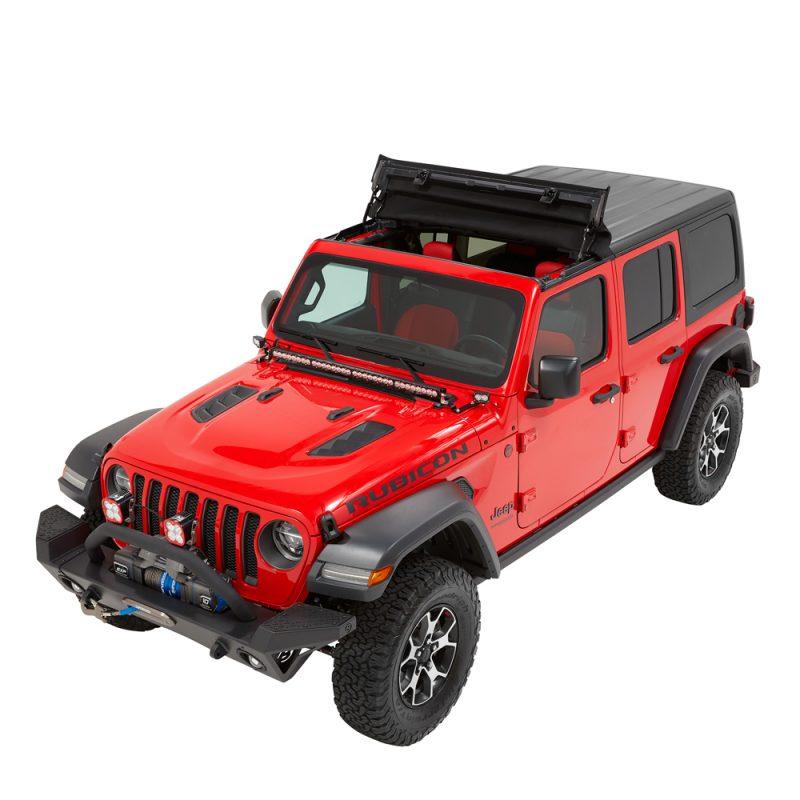 Cappottina Bestop Sunrider per hardtop Jeep Wrangler JL-JLU