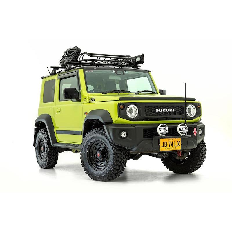 Kit rialzo nuovo Suzuki Jimny +50mm