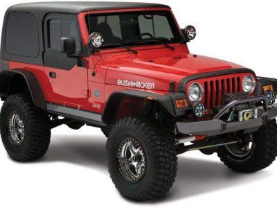 Parafanghini Bushwacker Jeep TJ