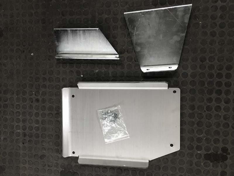 kit di protezione Suzuki Jimny