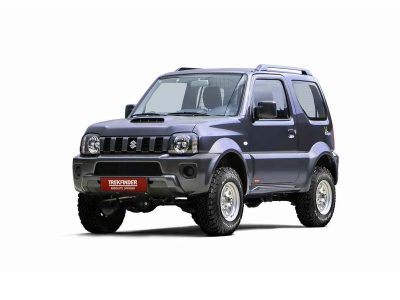 Kit di rialzo Suzuki Jimny +55 mm