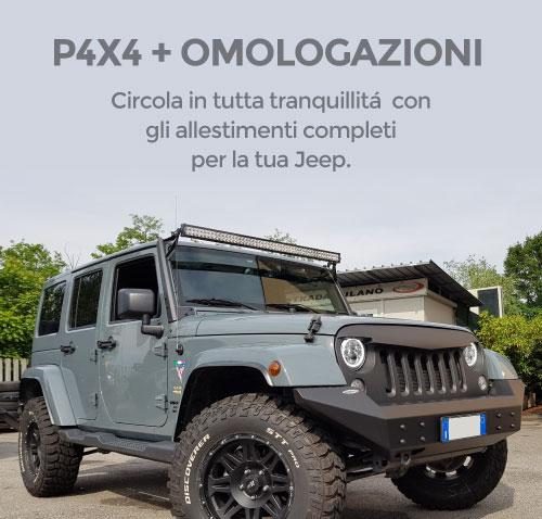 omologazioni jeep