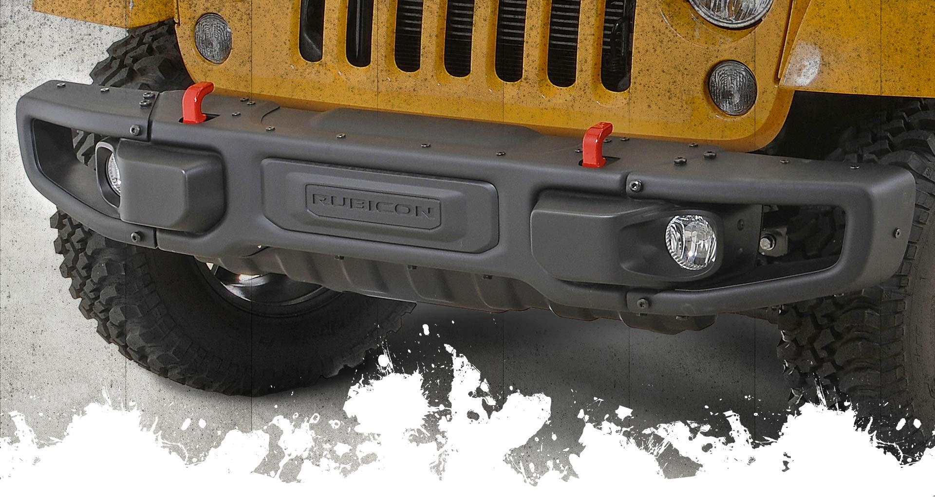 Paraurti omologati jeep wrangler