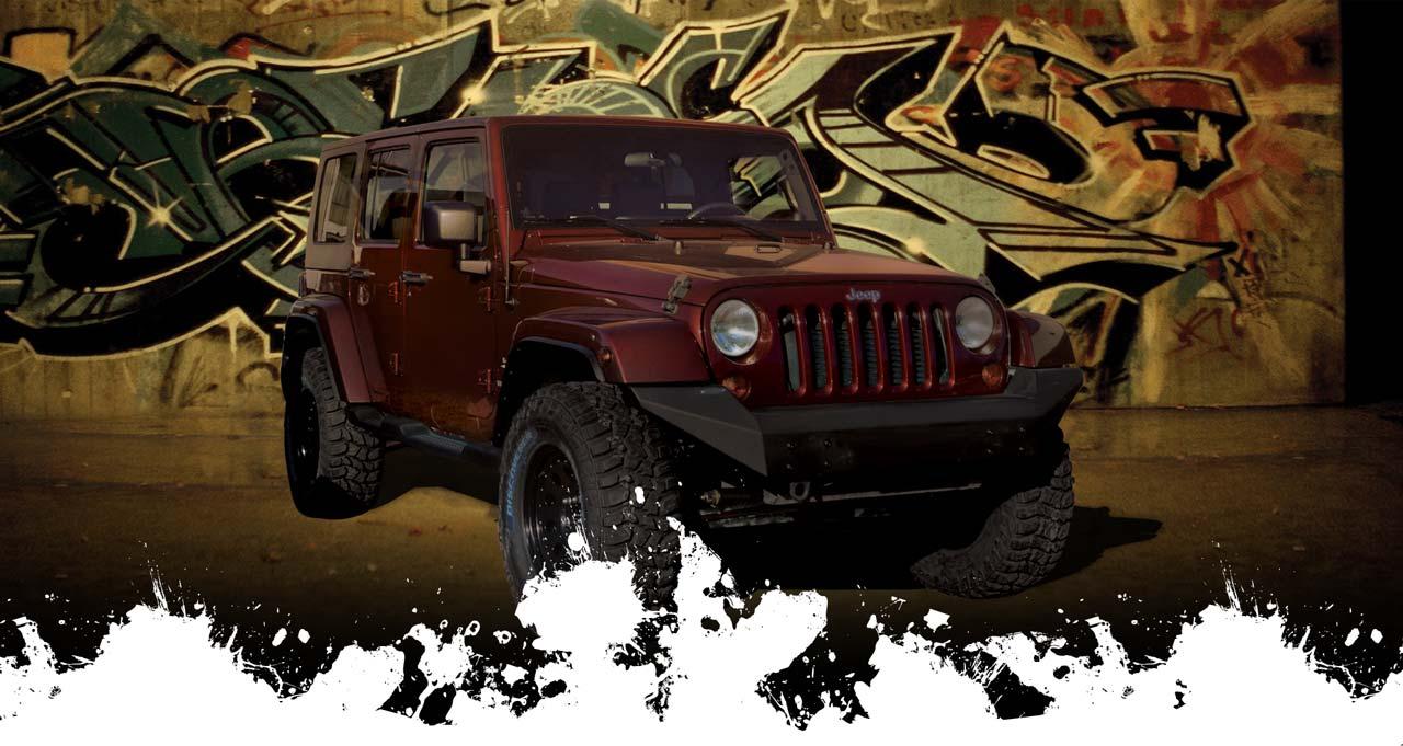 Preparazioni omologabili Jeep Wrangler